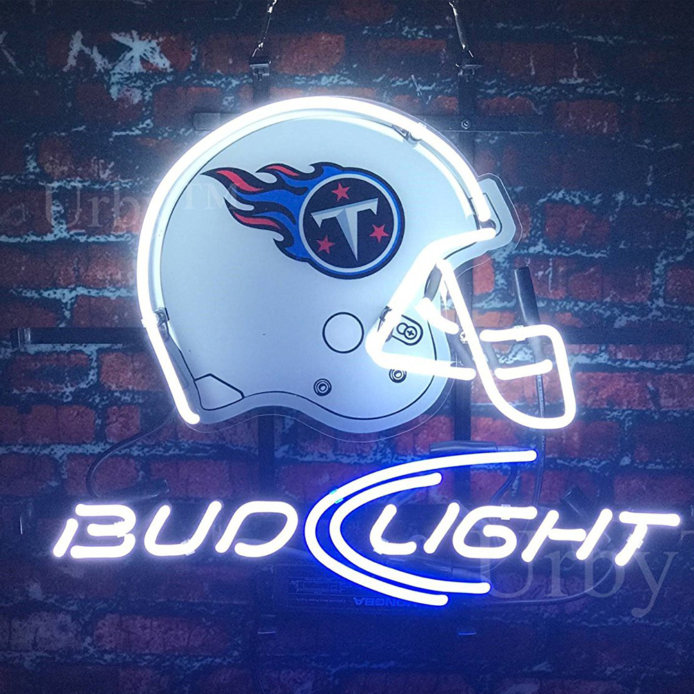 Budlight Led Light - For the Bud Light fans, this is one beautiful LED light to put up to the walls.