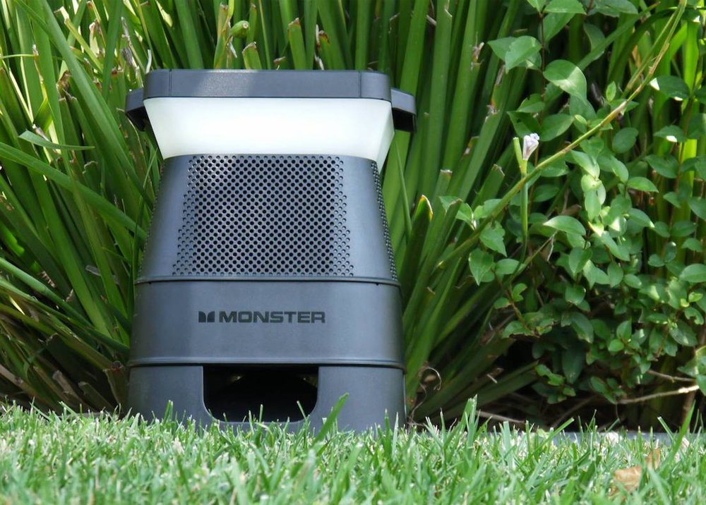 Monster Solara   Haven't seen a speaker that is so packed with awesome features.