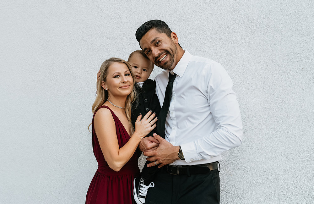 Rachael Marie Photography Urban Downtown Redlands Photographer San Diego Best Family Session Formal