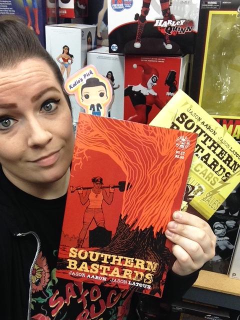 Southern Bastards #17 - Katie's Pick