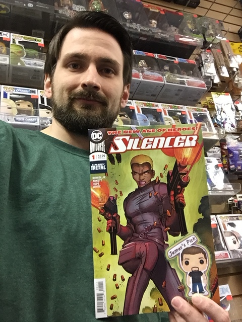 Silencer #1 - James' Pick