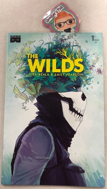 The Wilds #1 - Heather's PickWriter: Vita AyalArtist: Emily PearsonColorist: Marissa LouiseAfter a cataclysmic plague sweeps across America, survivors come together to form citystate-like communities for safety. Daisy Walker is a Runner for The Compound, a mix of post-apocalyptic postal service and black market salvaging operation. It is a Runner's job to ferry items and people between settlements, and on occasion scavenge through the ruins of the old world. Daisy is the best there is at what she does. Out beyond the settlement walls are innumerable dangers: feral animals, crumbling structures, and Abominations - those that were touched by the plague and became something other. After a decade of surviving, Daisy isn't phased by any of it - until her lover, another Runner named Heather, goes missing on a job. Desperate to find her, Daisy begins to see that there may be little difference between the world inside the walls and the horrors beyond. From writer Vita Ayala (Bitch Planet: Triple Feature) and Emily Pearson (Cult Classic) with colors by Marissa Louise (Spell On Wheels) and covers by Natasha Alterici (Heathen), comes this bold tale of surviving in bleak times.
