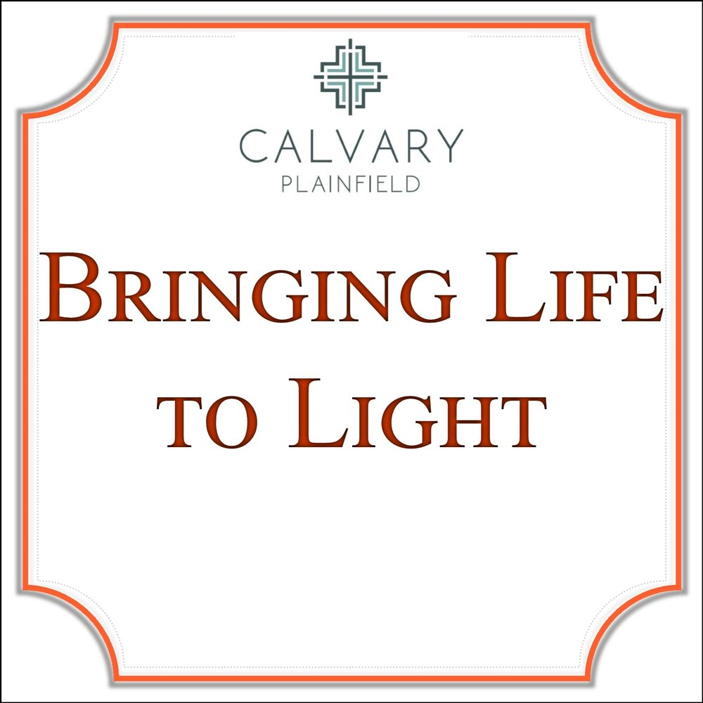 Bringing Life to Light