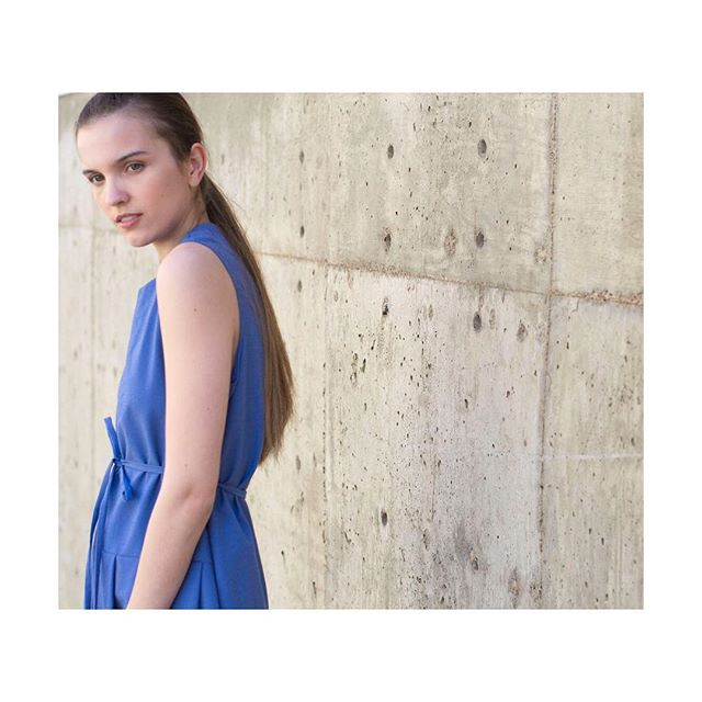 Ready to paint the town BLUE!  _____ Pty dress - available in store  #lacann #liveauthentically