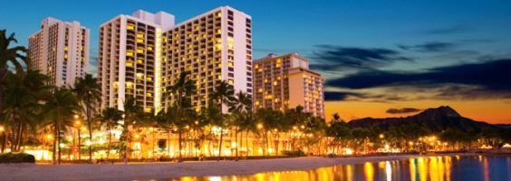 Waikiki Beach Marriott Resort and Spa Oahu -