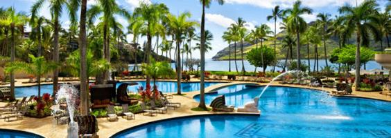 Kauai Marriott Resort -