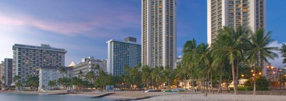 Hyatt Regency Waikiki Beach Resort & Spa -