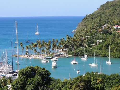 St. Lucia -Caribbean travel destinations | TPA