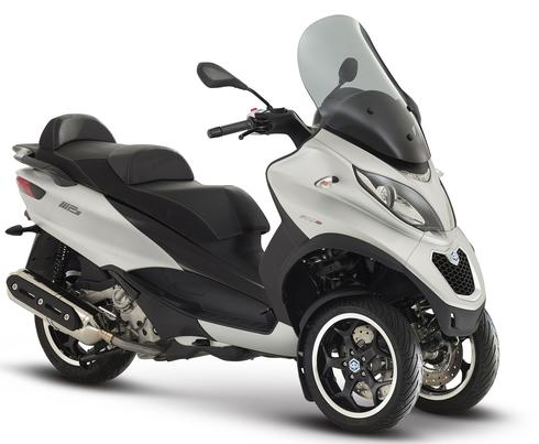 piaggio mp3 500 sport abs — stadium vespa