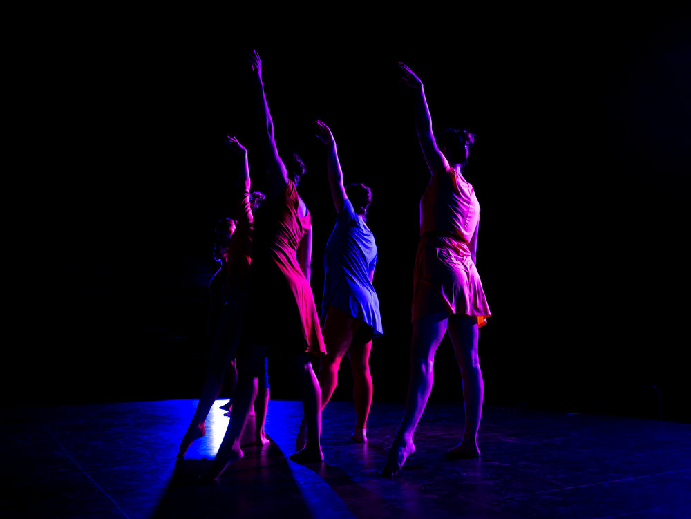 Frazee Feet Dance. Photo Credit Demian Spindler Credit