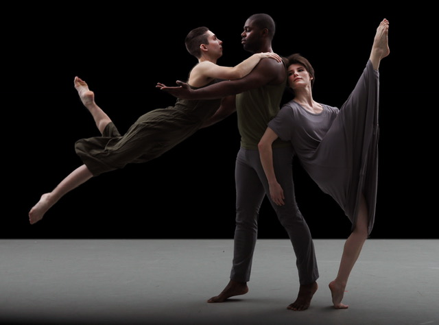 Starr Foster Dance. Photo Credit Doug Hayes