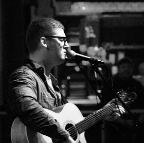 Ty Cooper performing at the Buckeye Lodge in Springfield, OH