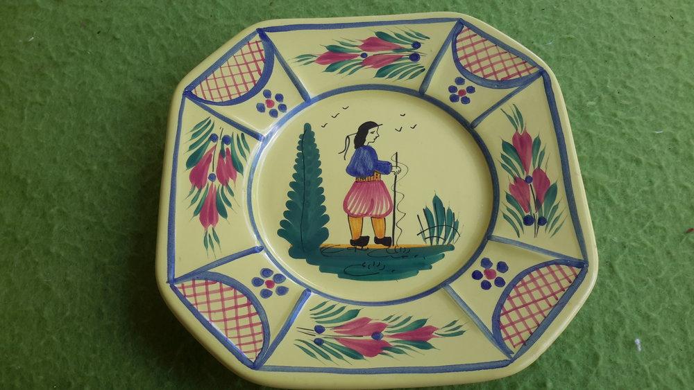 Quimper dinner plates.jpg