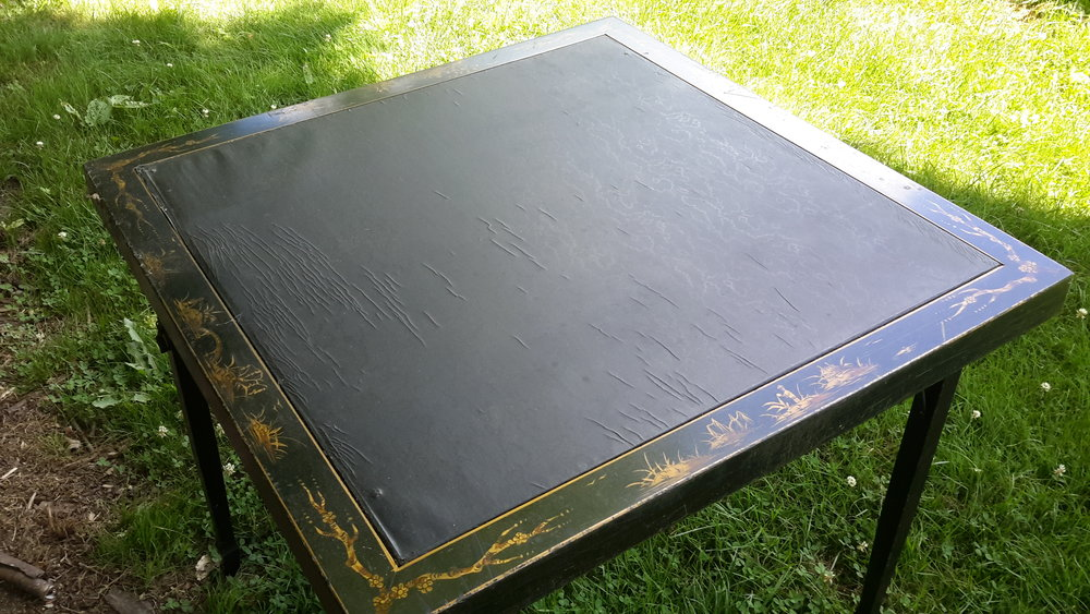 Handpainted card table.jpg