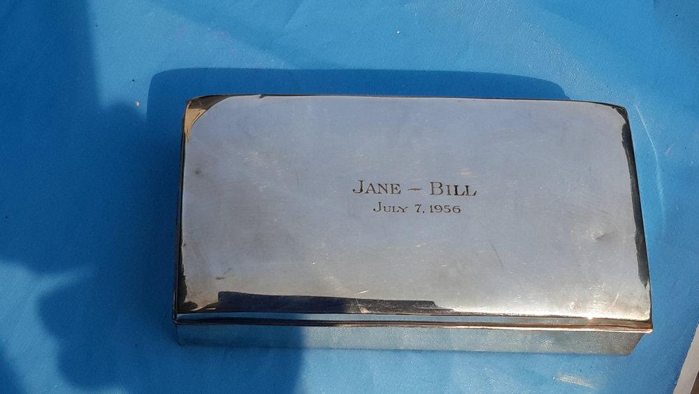 Silver box with Jane & Bill.jpg