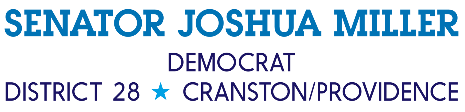 Joshua Miller for State Senate