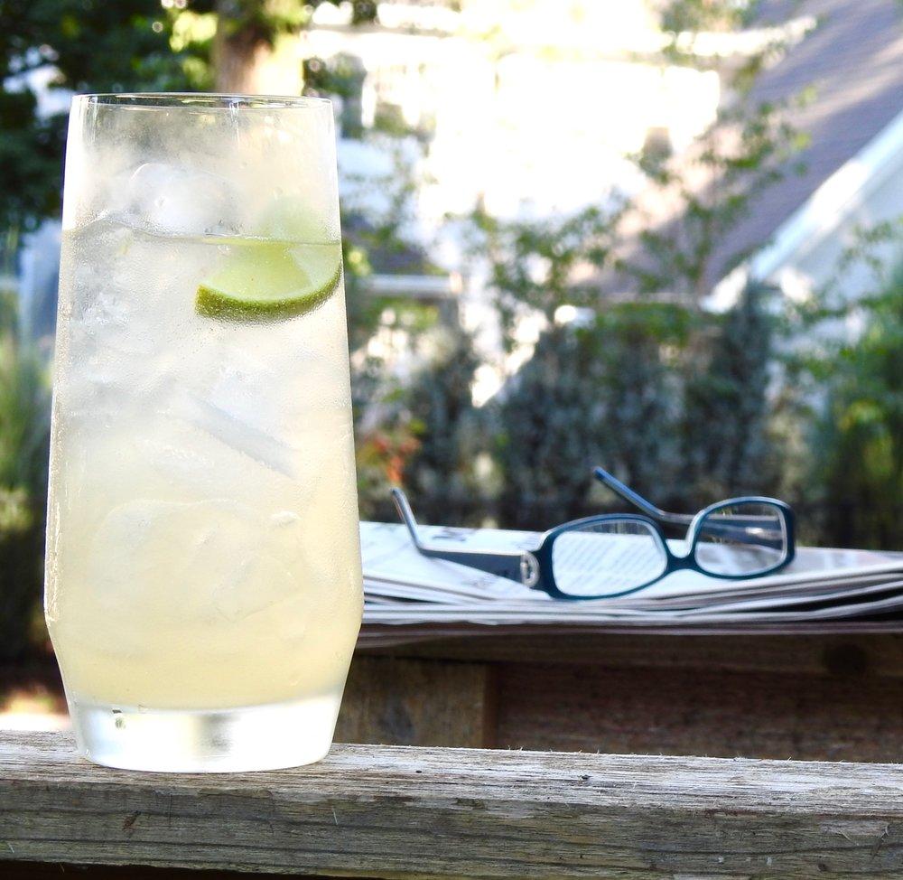 Gin & Tonic & Shrub