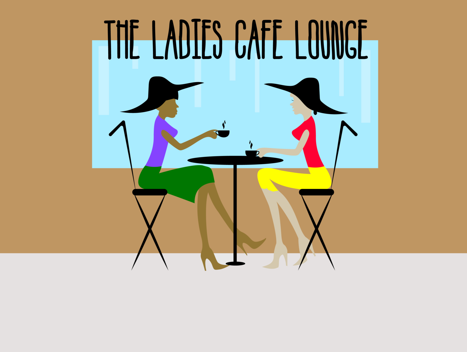 The Ladies Cafe Lounge