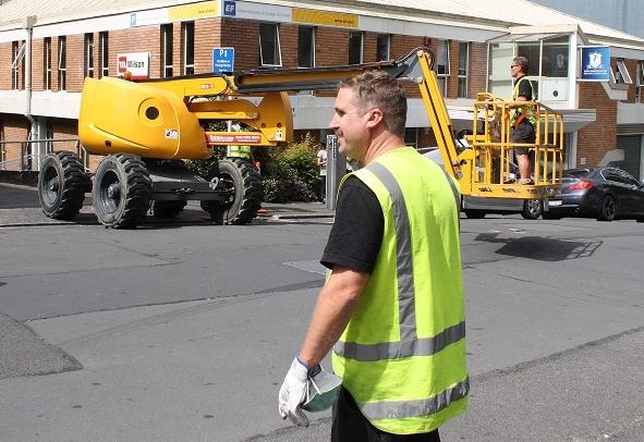Refurbishment and capital works -