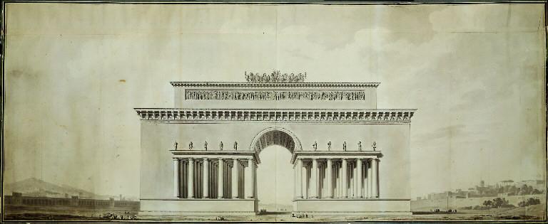 Etienne-Louis Boullee Arc de Triomphe.jpg