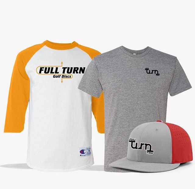 Be sure to check out the latest Full Turn apparel; we will keep you comfortable and stylish on or off the course.  www.FullTurnDiscs.com  #DiscGolf #discgolfshoutouts #discgolfapparel #discgolfbaskets #discgolflife #discgolfholes #discgolfgirls #discgolfedits #discgolfbasket #discgolfing #discgolfnation #discgolfeveryday