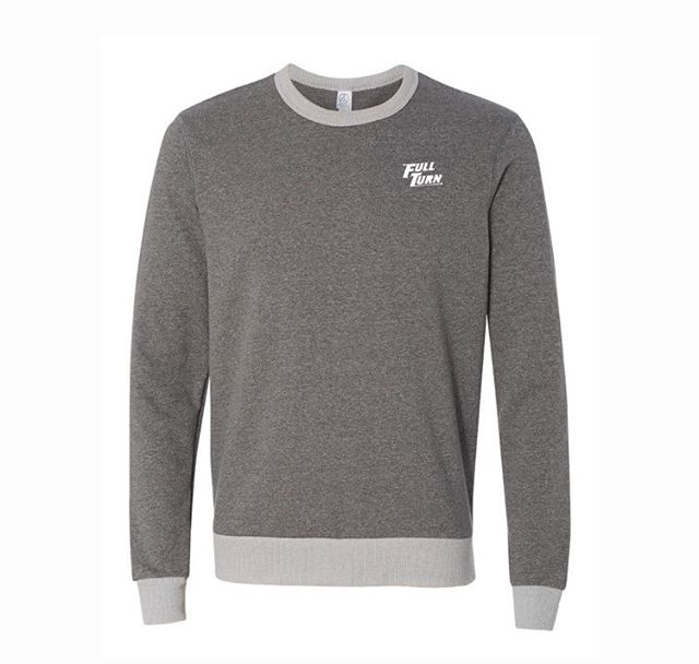 With the fall weather here, stay warm and look stylish in a Full Turn sweater. The Full Turn sweater is available in light grey and blue.  For available sizes and ordering, visit our website: fullturndiscs.com  #discgolf #discgolfshoutouts #discgolfbaskets #discgolflife #discgolfholes #discgolfgirls #discgolfedits #discgolfbasket #discgolfing #discgolfnation #discgolfeveryday #discgolfislife #discgolfersunited