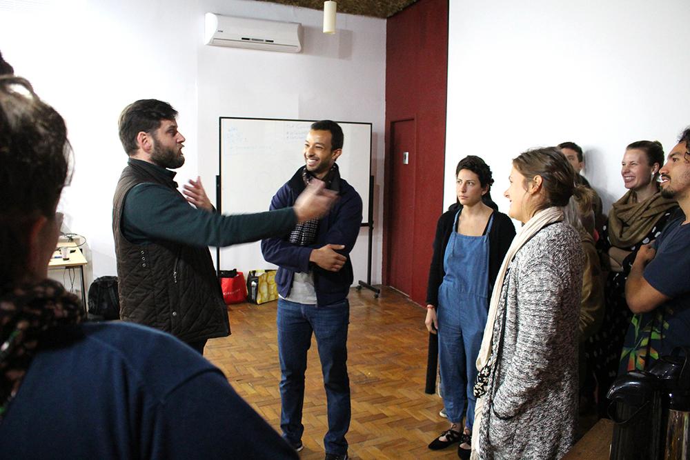 Stuart Candy UnSchool mentor
