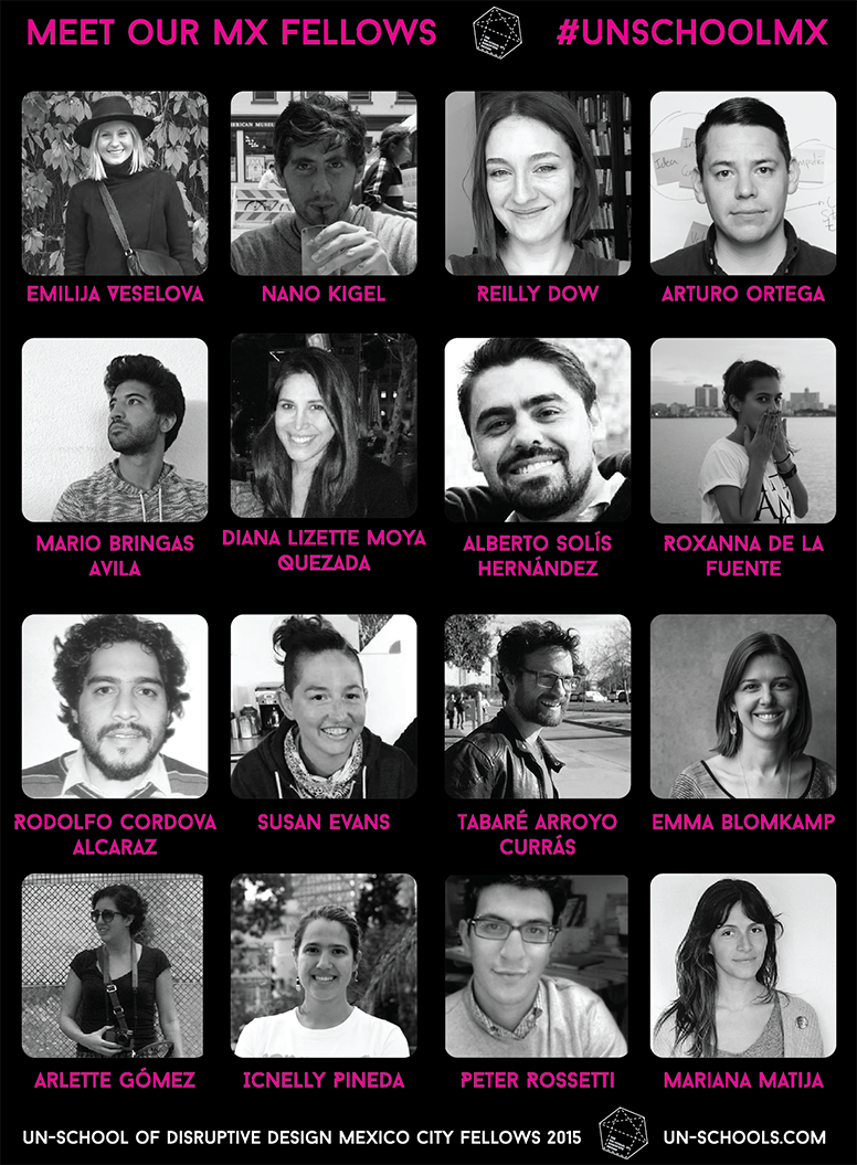 unschool fellows mexico city