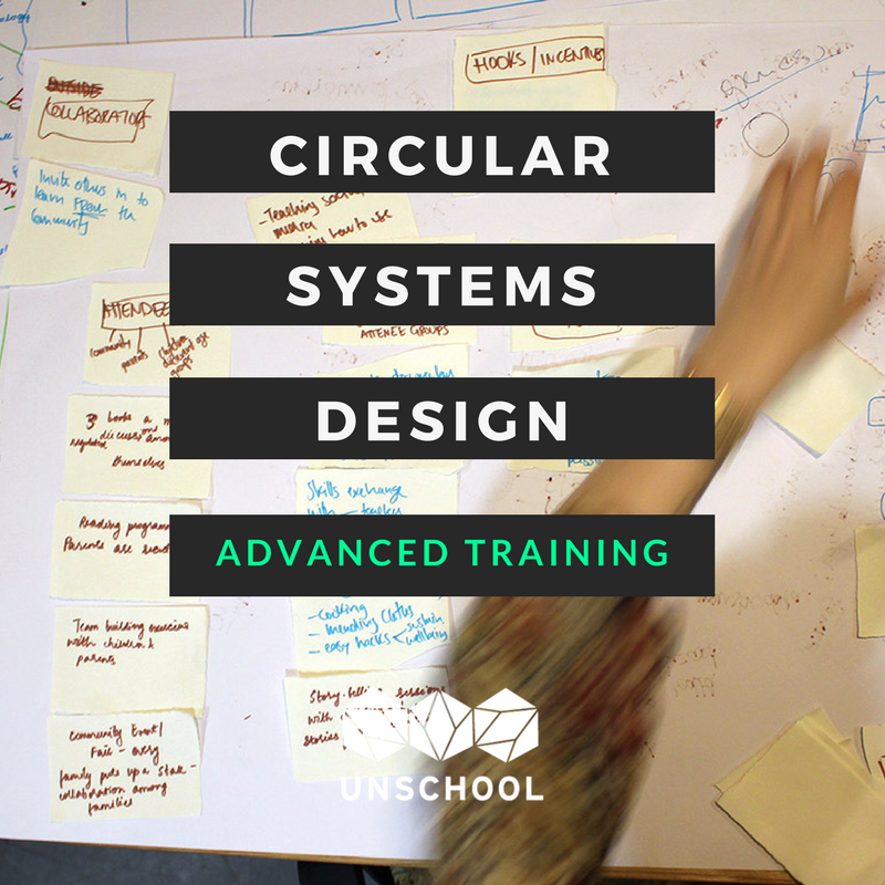 circular systems design advanced training