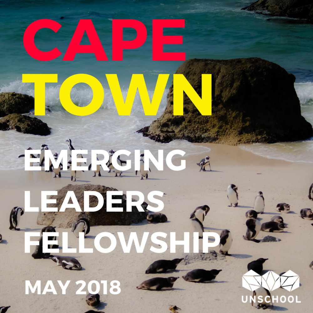 cape town unschool fellowship applications