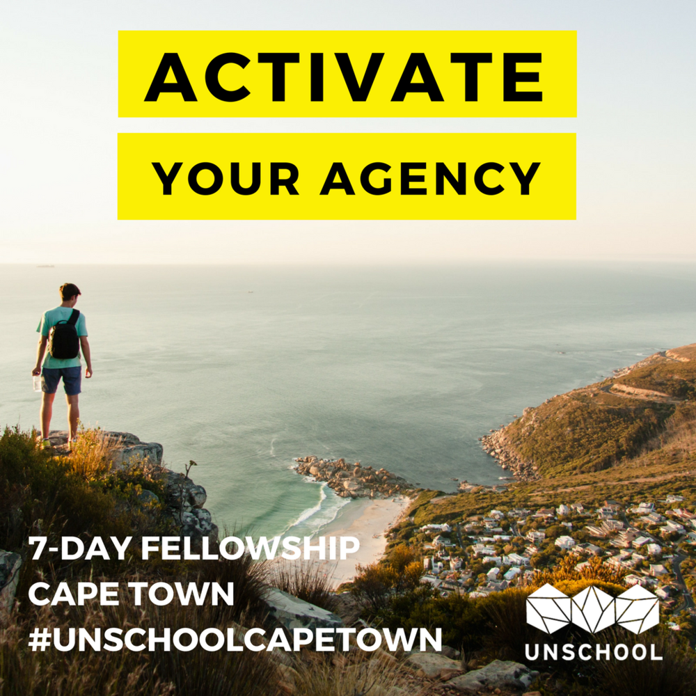 unschool cape town fellowship may 2018