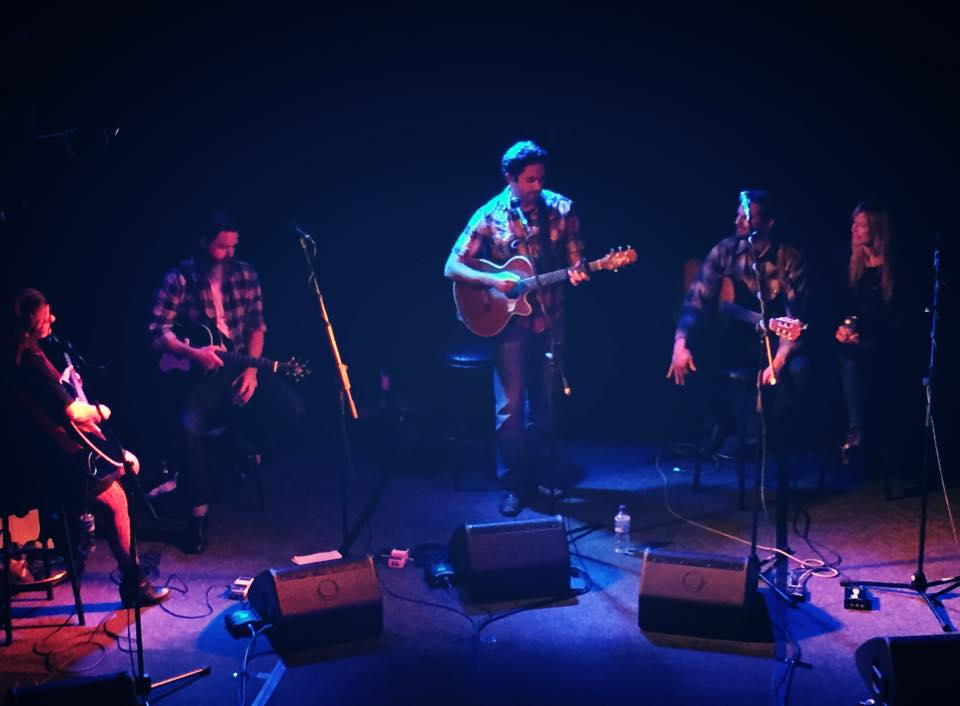 Songwriters in the Round, Leaps and Bounds