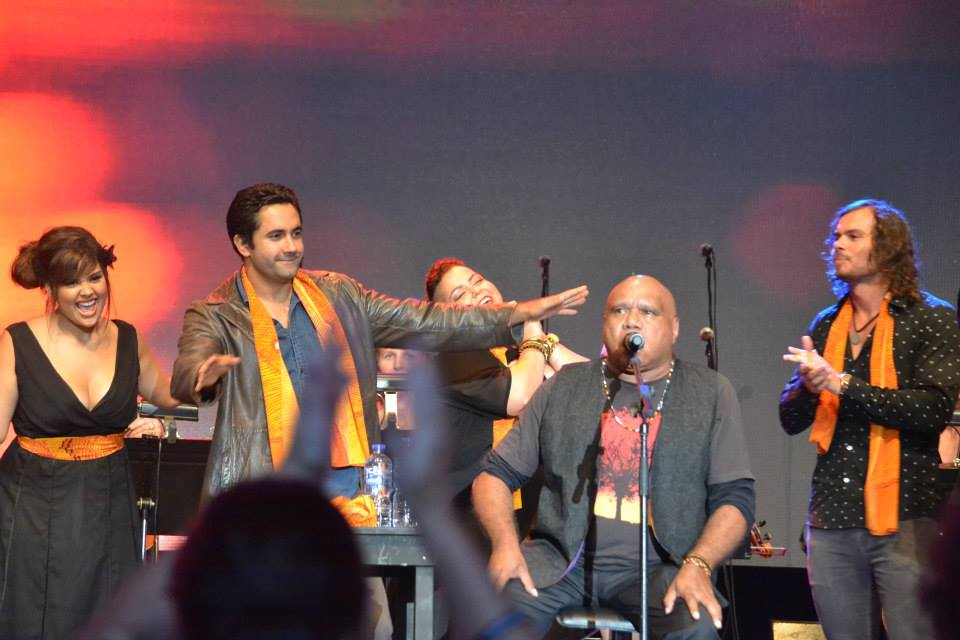 Archie Roach, Into the Bloodstream Tour