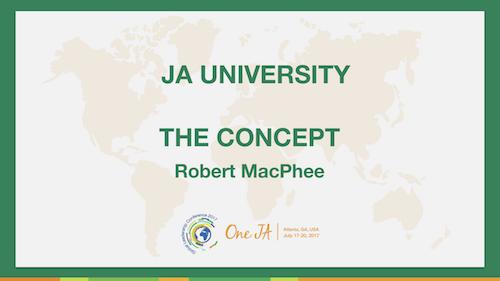 Copy of JA University