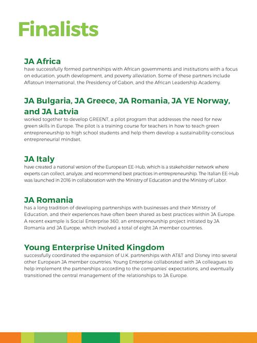 Copy of Winner: GREENT (JA Bulgaria, JA Greece, JA Romania, JA Norway, JA Latvia)