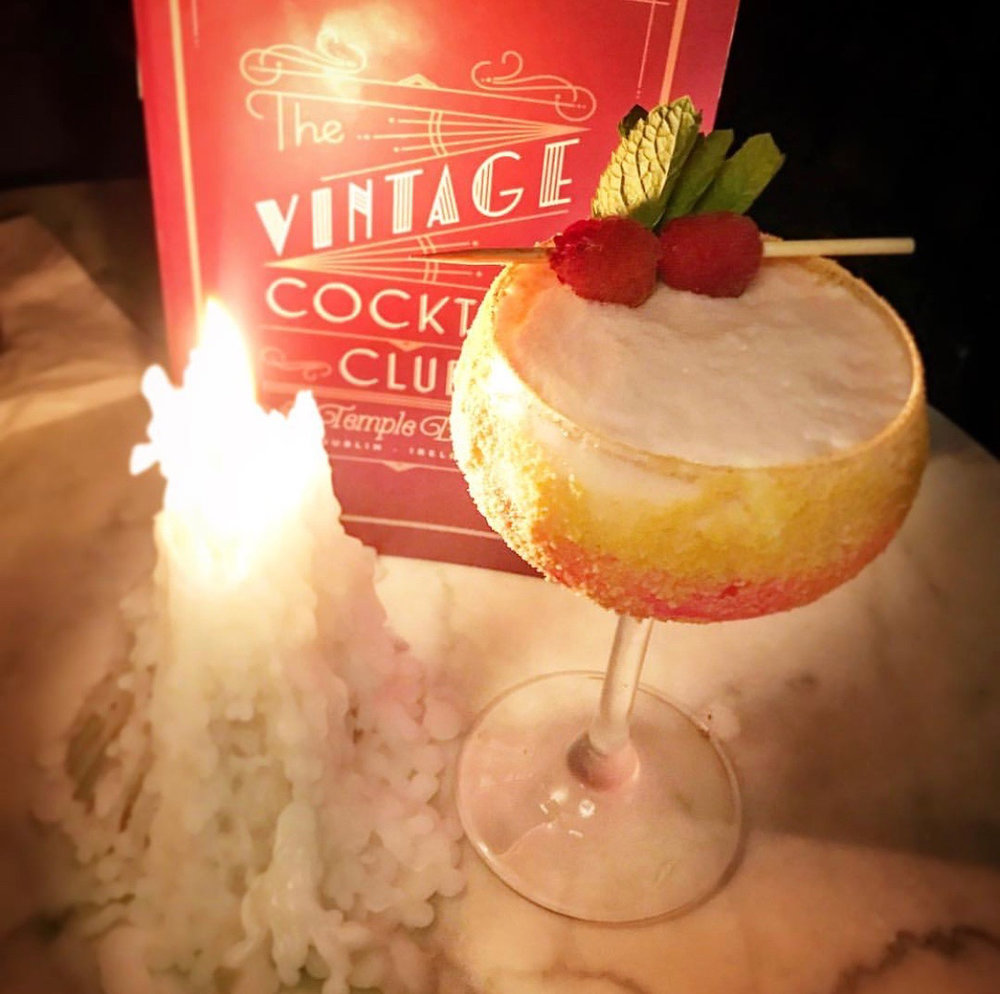 Vintage Cocktail Club