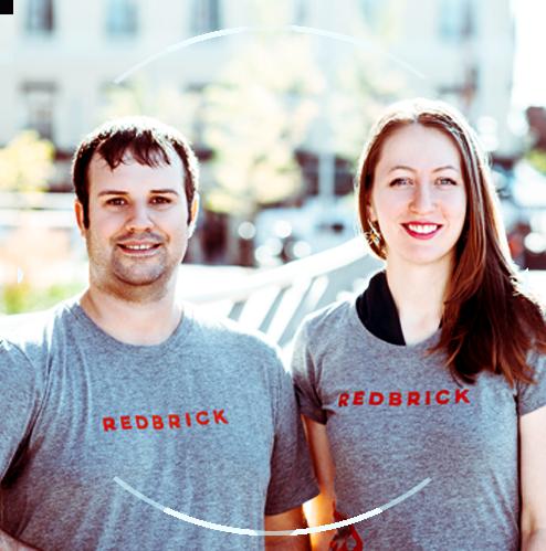 Scott Small  &  Erika Burdon    Redbrick