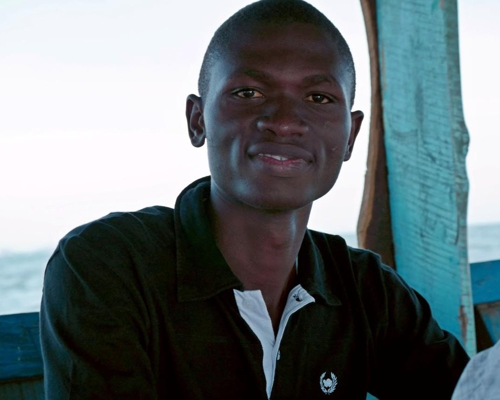 Roman Evarist - Roman is our lab's man in the field in Tanzania. Hailing from the lower Mara River Basin, he's our expert on low cost monitoring techinies, field solutions and water resource management.Contact: romanevaristorg@gmail.com