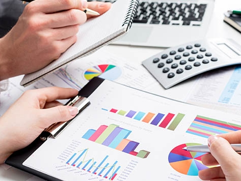 A complete financial management and accounting solution to help you track and analyse your business information. -