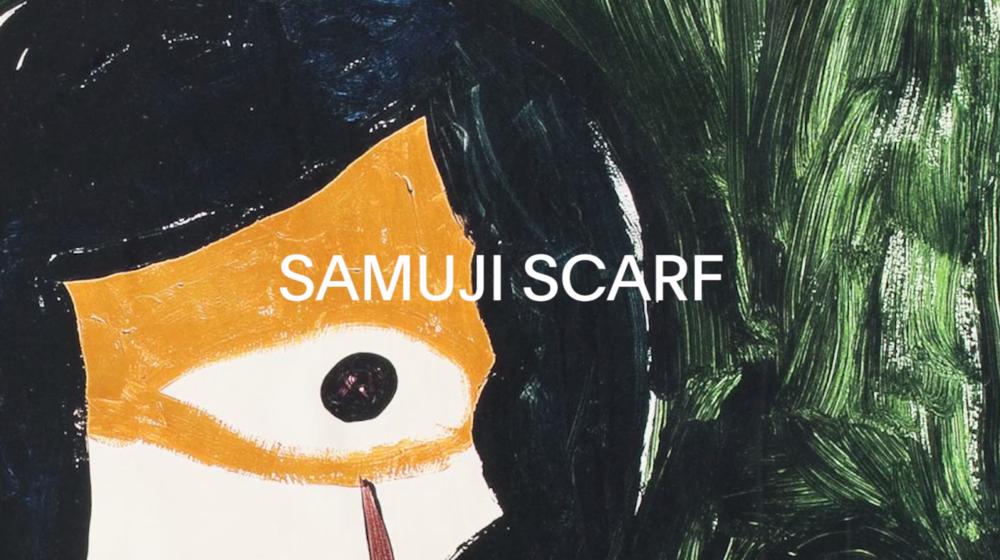 Samuji Annual Scarf series