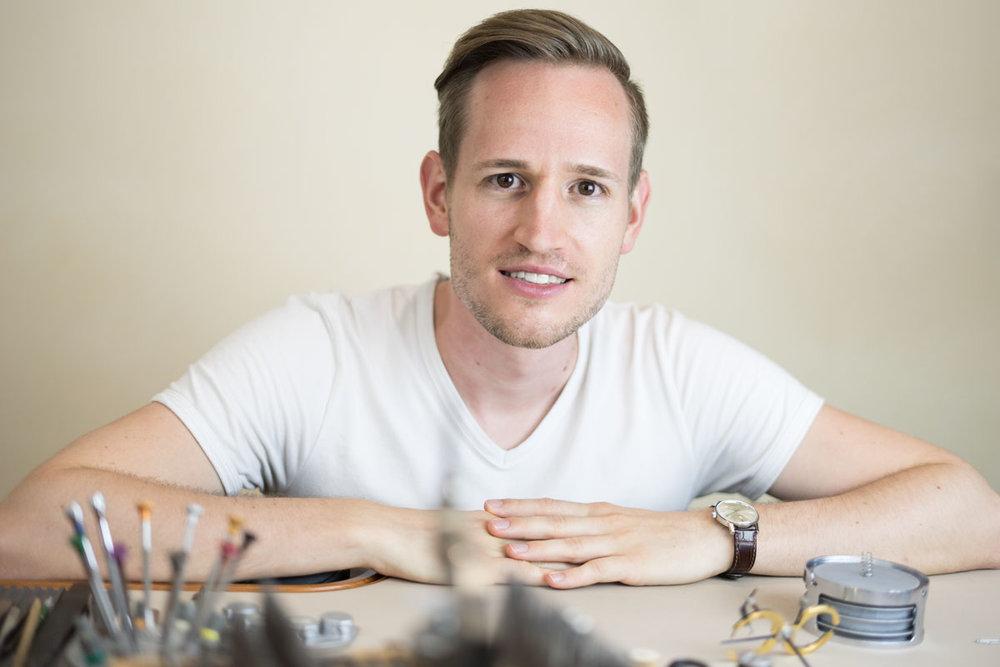 Porträtbild von Julian Kägi