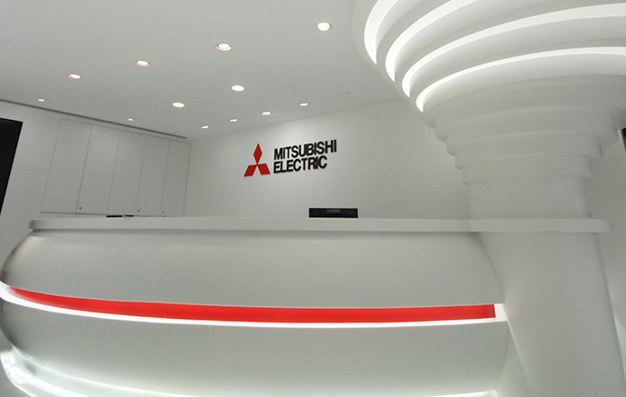 Mitsubishi Electric  Taikoo, 24,000 sq. ft.