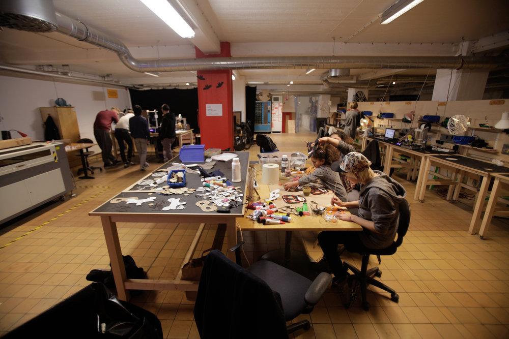 MALMÖ MAKERSPACE - Ditt favoritmakerspace