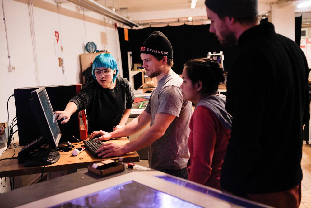 Malmö Makerspace - An open workshop