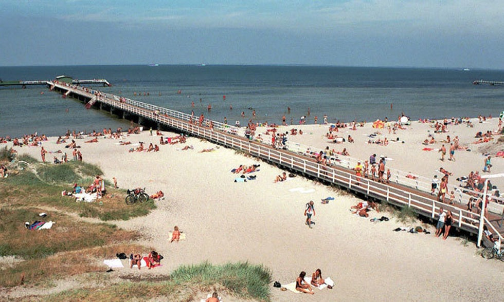 Ribban Beach