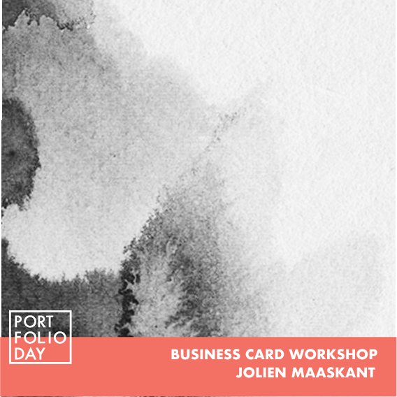 UPDATE: FULLY BOOKED. REGISTER FOR WAITLIST    EVENT TIME: 16.00 - 17.00   In this workshop you will design and create your personal, creative  business cards. Pick one of the templates and personalise it by  experimenting with colors and shapes. Materials are included!  Jolien Maaskant is a designer from the Netherlands with a background in Industrial Product Design.    Spots limited to 6 seats
