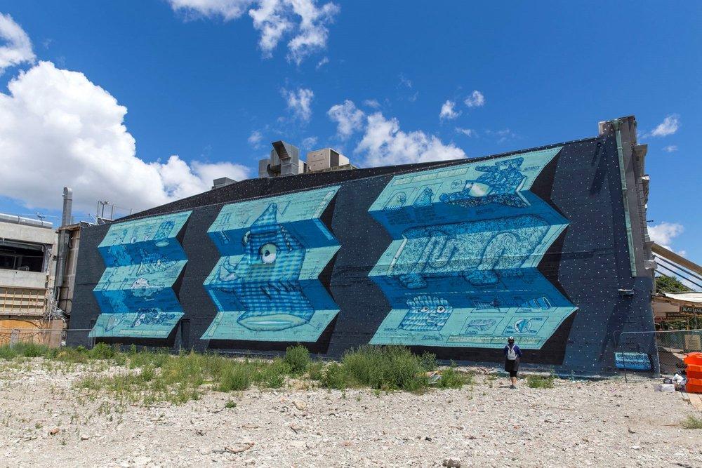 BMD mural, Rise 2014 Christchurch – credit Luke Shirlaw