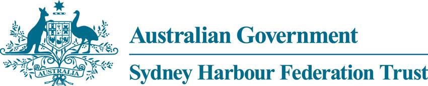 Sydney Harbour Federation Trust Logo