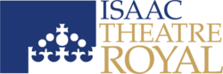 Isaac Theatre Royal Logo