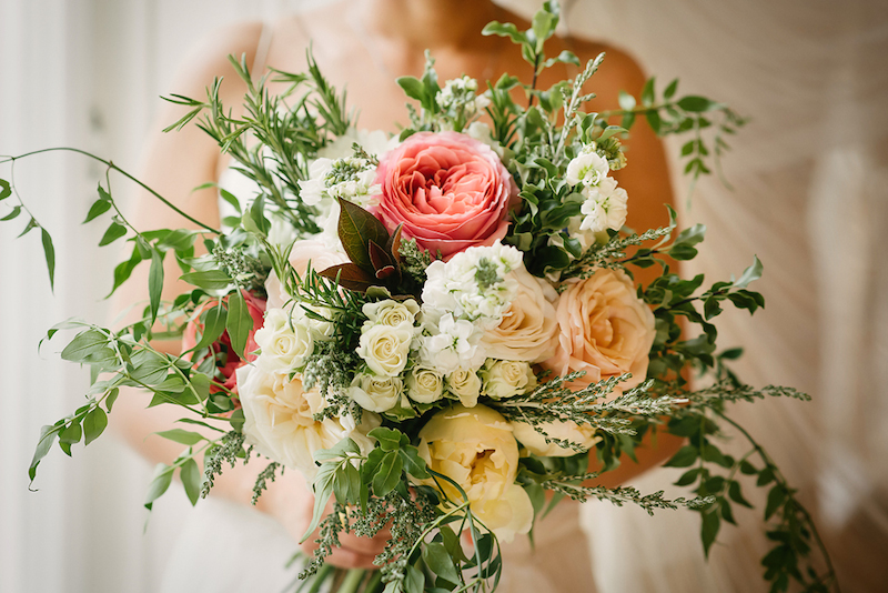 Kitty's beautiful Bouquet from an October Wedding we did at York House, London. Picture by  Lily Sawyer Photography